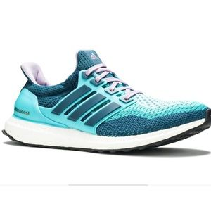 Adidas UltraBoost 2.0 'Clear Green' Sneakers Shoes